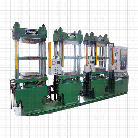 Bharaj Machinery: Rubber Moulding Machine : ASTM Standards