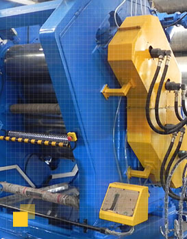 Bharaj Machineries : Exporter of Rubber Process Machinery, Rubber